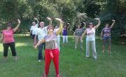 Trening Tai Chi Łódź Park Źródliska