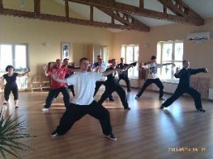 trening Tai Chi w Łodzi na Widzewie