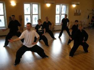 trening Tai Chi w Łodzi na Widzewie - forma ręczna