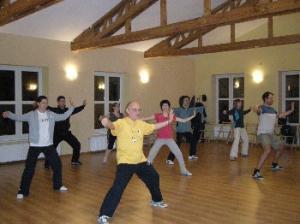 trening Tai Chi Łódź Widzew grupa początkująca
