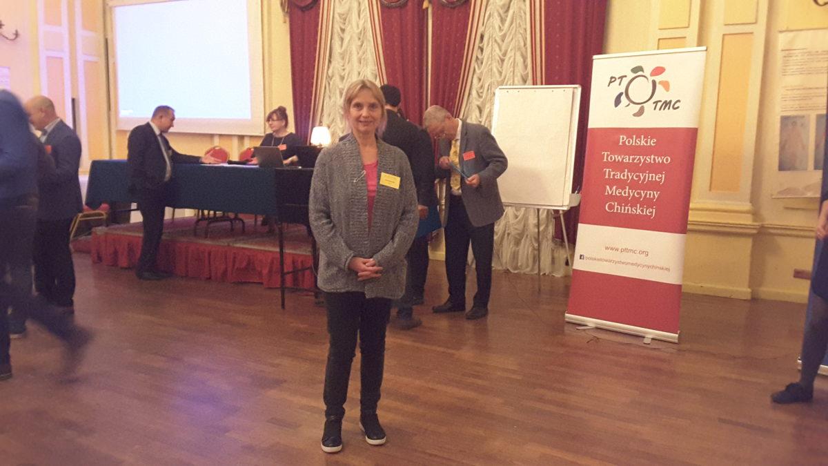 W dniach 13 - 15 października 2017 roku odbył się w Krakowie Międzynarodowy Kongres Medycyny Chińskiej zorganizowany przez Polskie Towarzystwo Medycyny Chińskiej