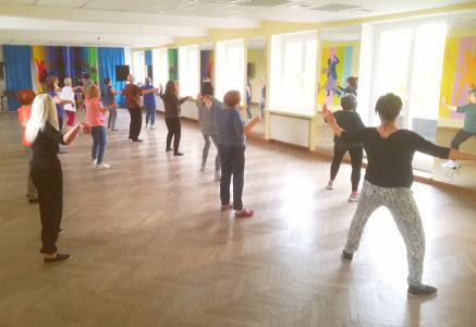 Ćwiczymy Tai Chi i Qi Gong w Łódzkim Domu Kultury